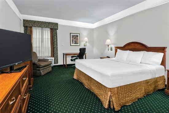 Stephenville, TX: Guest room