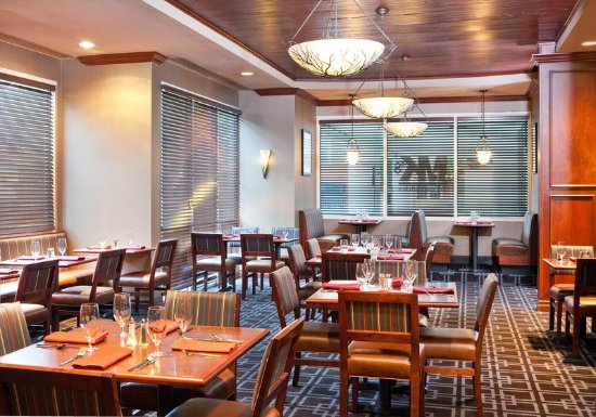 Four Points by Sheraton Knoxville Cumberland House: Restaurant