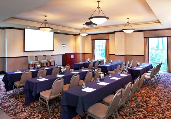 Four Points by Sheraton Knoxville Cumberland House: Meeting room