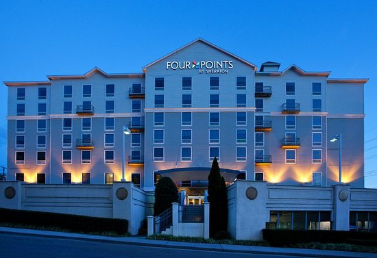 Four Points by Sheraton Knoxville Cumberland House: Exterior