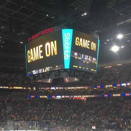 photo2 jpg - Picture of T-Mobile Arena, Las Vegas - TripAdvisor