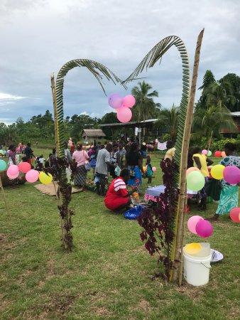 Ramata Island, Solomon Islands: Great way to start 2018!!