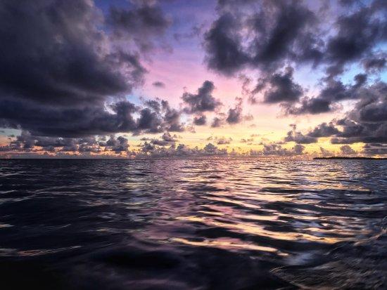 Ramata Island, Solomon Islands: Sunsets are magical