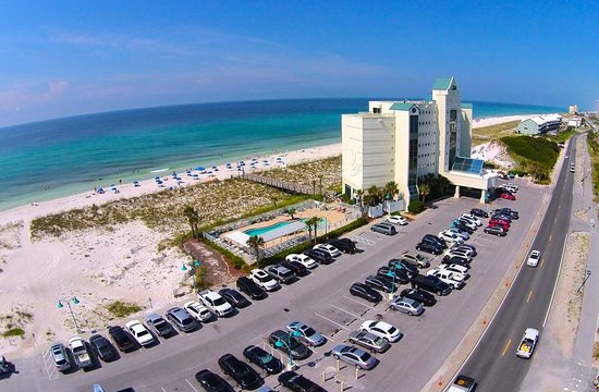 holiday inn express pensacola beach updated 2018 prices. Black Bedroom Furniture Sets. Home Design Ideas