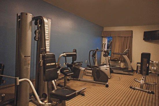 Broussard, LA: Health club