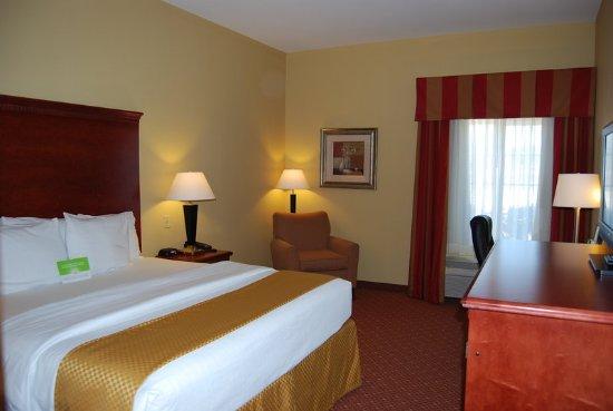 Fairfield, Teksas: Guest room