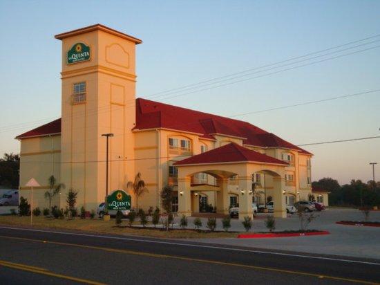 Fairfield, Teksas: Exterior