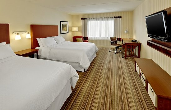 Four Points By Sheraton Cambridge Kitchener Ontario Cambridge On