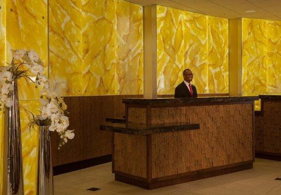 Towson University Marriott Conference Hotel : Lobby