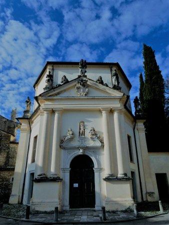 Passariano, Italie : Cappella di Sant'Andrea Apostolo