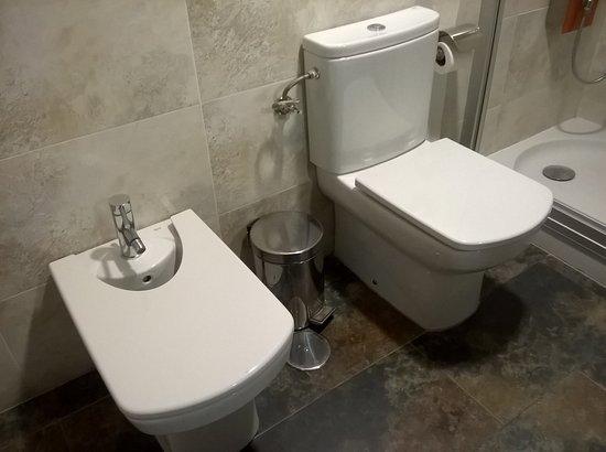 Apartamentos Turisticos Las Nieves: Bagno