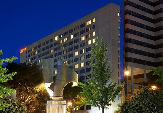 Columbia Marriott: Stay near the State House and University of South Carolina