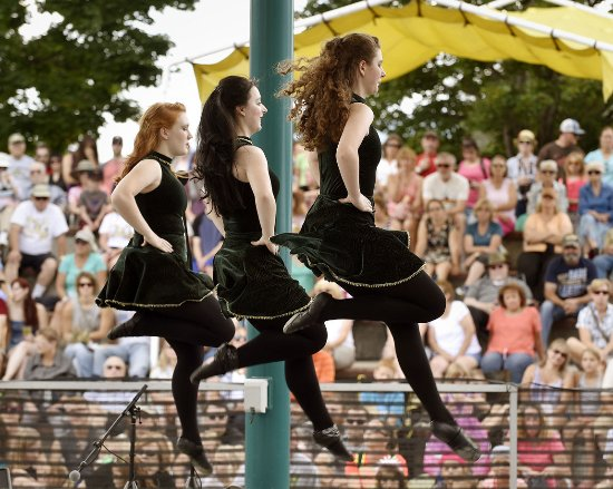 Spokane, WA: The Haran Dancers performing at the Missoula Montana Celtic Festival