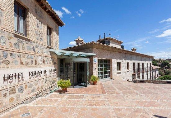AC Hotel Ciudad de Toledo: Exterior