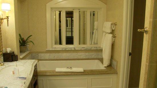Fairmont Grand Del Mar : Luxury bath.