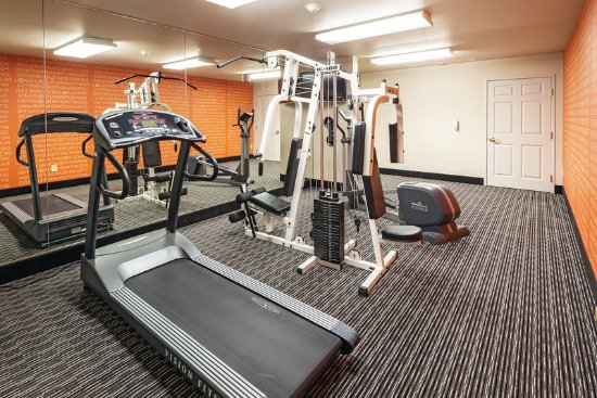 Spokane Valley, WA: Health club