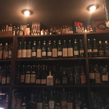 The Whisky Bar