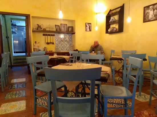 Biancomangiare Cucina e Cantina, Neapel - Restaurant Bewertungen ...