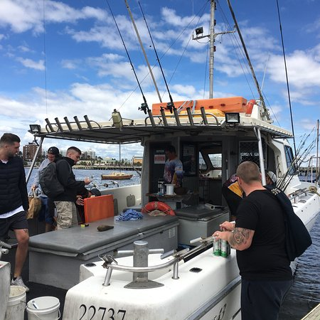 Melbourne fishing charters st kilda all you need to for Melbourne fl fishing charters