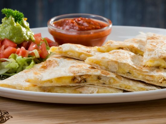 Gordon's Bay, South Africa: Quesadilla