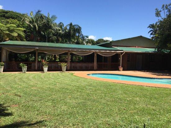Elysium, Sudáfrica: Pool Area