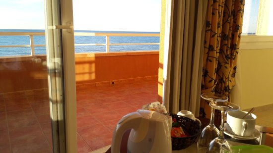 Sunway Playa Golf Hotel & Spa: Chambre type B7 vue mer
