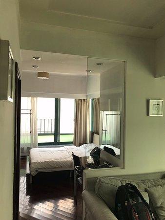 Skiline World Union Service Apartment Suite Située En Angle