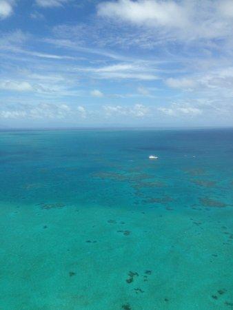 Cairns Region, Australia: Nautilus helicopter flight