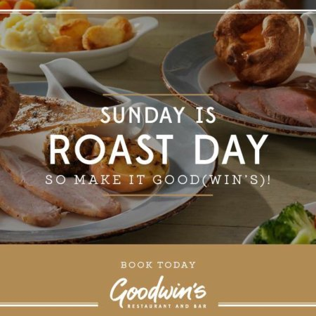 Greasby, UK: Goodwin's Restaurant & Bar - Wirral