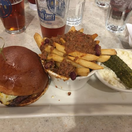 Orangeburg, NY: Great burger