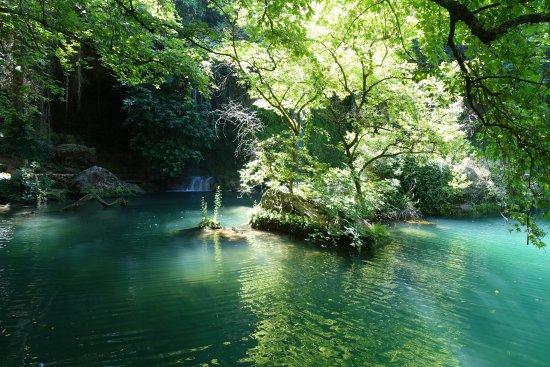 Kursunlu Waterfalls: the dreamland