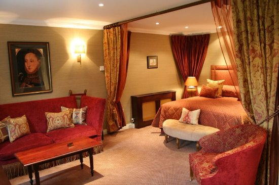 Langley-on-Tyne, UK: Castle View Suite