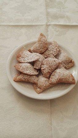 Ristorante Maria Fidone: Ravioli fritti