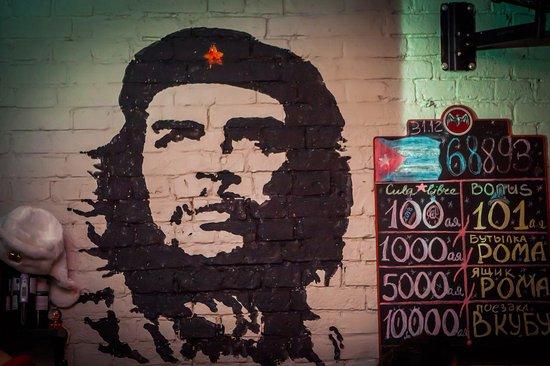 Cuba Libre Bar : Che Guevara
