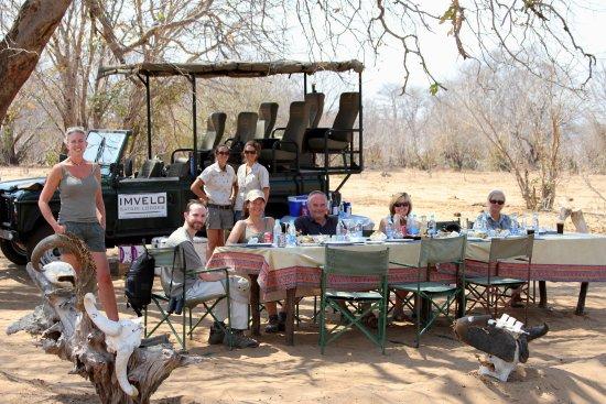 Hwange, Zimbabwe: Pump Run activity