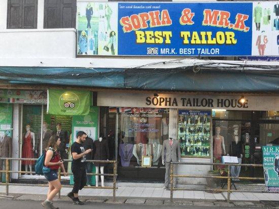 Mr K Best Tailors