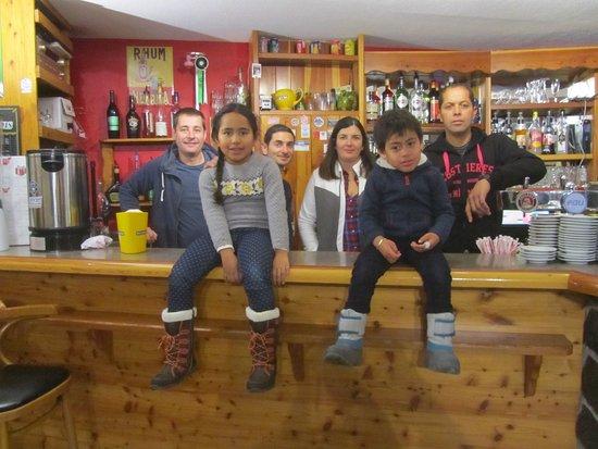Vaujany, فرنسا: en famille comme à la maison