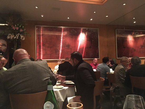 Restaurant Gary Danko: Dining room