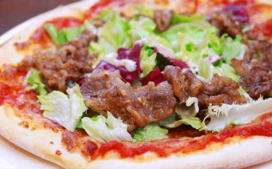 bulgogi pizza picture of ciao 40 hanoi tripadvisor