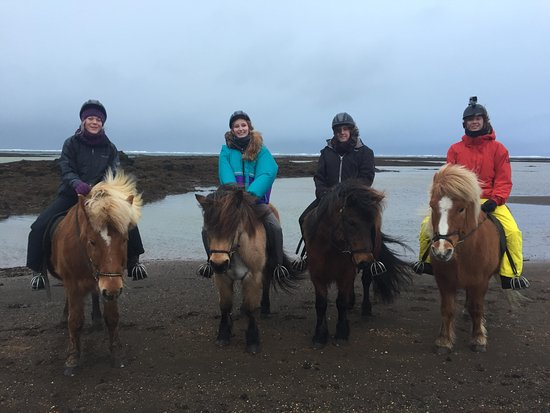 Eyrarbakki, Islandia: great fun