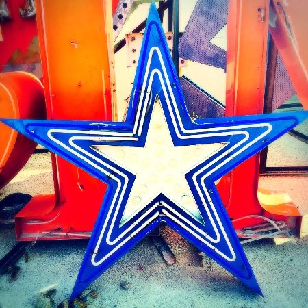 The Neon Museum: Star