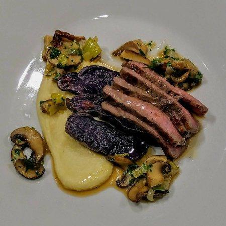 Dorset, VT: Prix Fixe Dinner:  Wagyu Beef Sirloin