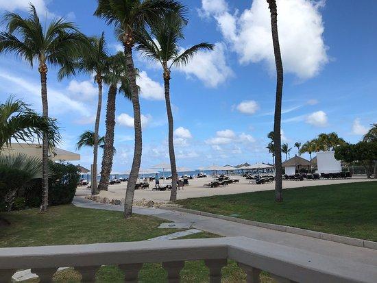 Bucuti & Tara Beach Resort Aruba : Taken from our bungalow deck