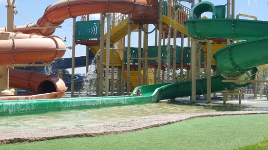 the new addition from 2017 the water slides picture of magalies