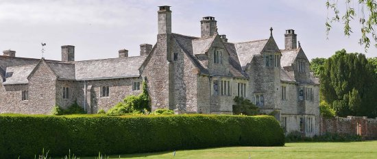 Ottery St. Mary, UK: Cadhay Tudor Manor House