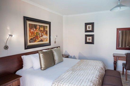 Edenvale, Afrique du Sud : Luxury Suite, Room 1