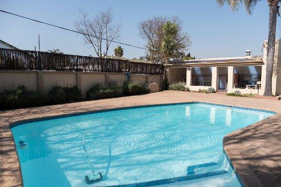 Edenvale, Afrique du Sud : Second Pool