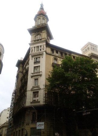 Edificio La Inmobiliaria : excelente localização