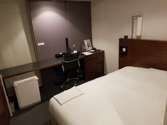 JR Inn Sapporo: 20180115_190445_large.jpg