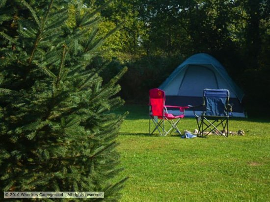 Wheeler's Campground Photo